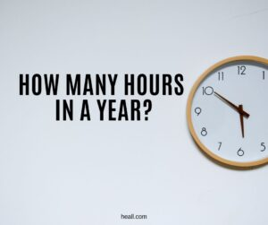 how many hours in one year